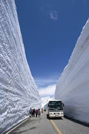 The 65 Foot 20m Snow Corridor In Japan Twistedsifter