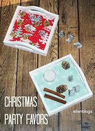 christmas table favors to make christmas party favors to make for your party christmas