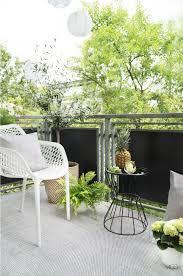 kleine balkone modernes wohndesign schönes modernes haus dekor lichterkette