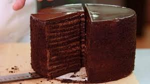 hazelnut crunch cake with mascarpone and chocolate recipes