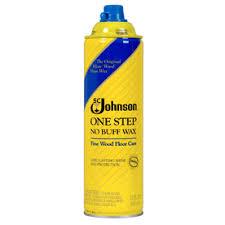 sc johnson one 22 oz one no buff wax wood floor