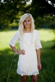 white country dress oasis amor fashion