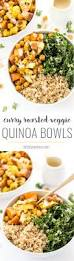 Roasted Vegetable Recipes by Curry Roasted Vegetable Quinoa Bowls Simply Quinoa