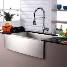 decorating modern kitchen design with black granite countertop