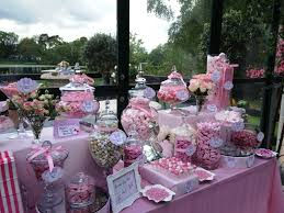 Chocolate Candy Buffet Ideas by Candy Buffet Pink Minnie Mouse Candy Buffets L Sweetie Tables L