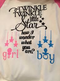 best 25 gender reveal shirts ideas on baby reveal