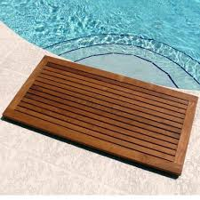 the value of a teak wooden bath mat teak patio furniture world