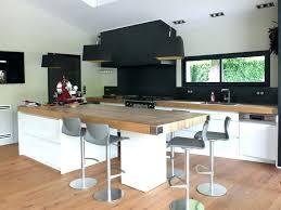 table meuble cuisine plan de travail zinc plan de travail table cuisine