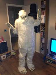 abominable snowman costume abominable snowman fancy dress costume escapade uk