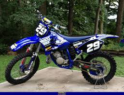 gallery of yamaha yz 125