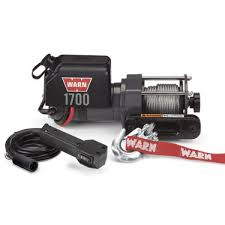 electric winch and utility winches from the warn range online