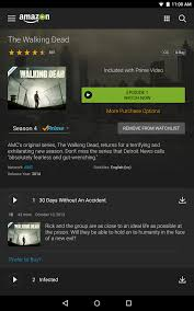 amazon prime video amazon co uk appstore for android