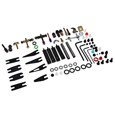 2017 sale completed 65 pcs tattoo accessories parts kit for