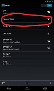 29 most passive aggressive wi fi network names