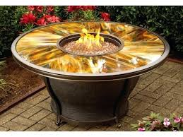 Ceramic Firepit Ceramic Pit Wonderful Patio Ideas Propane Pits