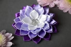 membuat kerajinan bros kerajinan tangan bros berbentuk bunga dari kain perca tambahan