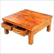 wood end tables with drawers cherry wood square coffee table wood coffee table with storage