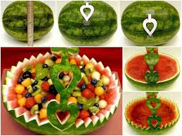 how to make a fruit basket diy watermelon fruit basket tutorial i the handles on this