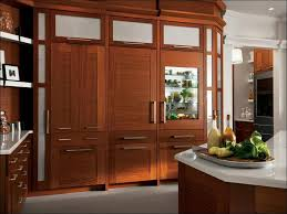 kitchen glass door wall cabinet contemporary kitchen cabinets