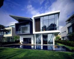 House Plans With Pools Modern House Plans With Pool And Large Picture Windows Choosing