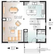 open floor house plans house plan w3714 detail from drummondhouseplans