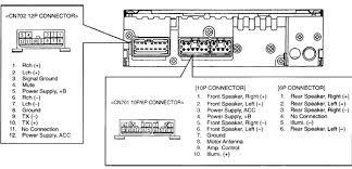 toyota 57412 head unit pinout diagram pinoutguide com