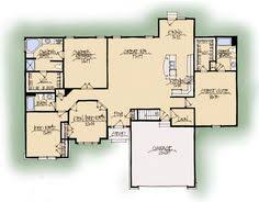 houses with two master bedrooms open floor plan large great room and kitchen with split