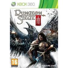 siege console de jeux dungeon siege 3 jeu console x360 achat vente jeux xbox 360