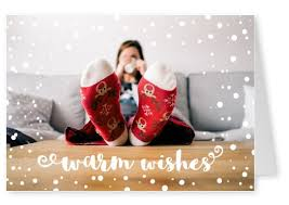 christmas cards online warm wishes christmas cards send real postcards online