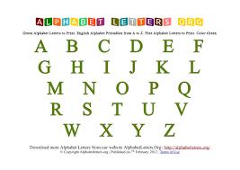 printable alphabet letter cards alphabet letters printable a z alphabet letters org