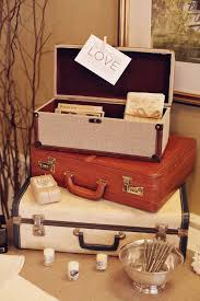 Vermont traveling suitcase images 231 best vintage travel wedding theme images jpg