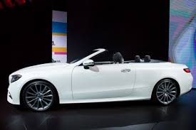 mercedes convertible 2018 mercedes benz e class cabriolet review first impressions and