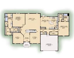 double master suite house plans marvelous dual master bedroom homes 29354ml 5340 home ideas