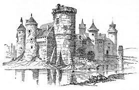 build medieval castle contest minecraft blog