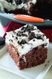 Cake Oreo Poke Cake Julie U0027s Eats U0026 Treats