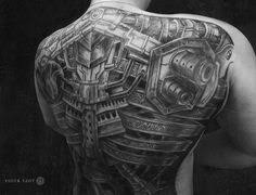 mechanical owl tattoo design varios pinterest