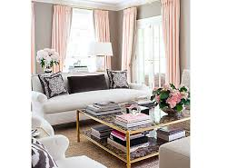 Glass And Gold Coffee Table Pink U0026 Gold U2013 One Kings Lane U2014 Our Style Blog