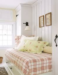 small guest bedroom decorating ideas fern print gallery wall in