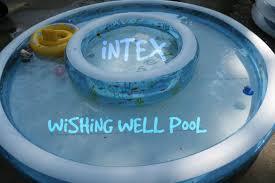 Intex 12x30 Pool Review Intex Wishing Well Pool Youtube