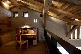 chalet bureau ext駻ieur delightful lustre en bois flotte 14 741558 mezzanine chalet bureau