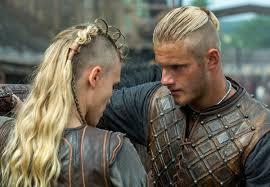 how to do hair like lagatha lothbrok alexander ludwig vikings szukaj w google alexander ludwig