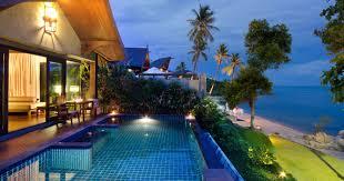 pool villa beachfront seaview ko samui chaweng boutique hotels