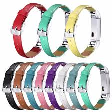 bracelet fitbit images For fitbit alta bands luxury genuine leather band replacement jpg