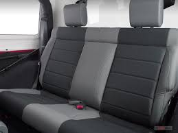 Jeep Wrangler Leather Interior 2008 Jeep Wrangler Interior U S News U0026 World Report