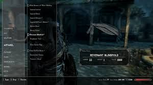 Terraria Blind Fold Moth Priest Blindfold As Armor Piece At Skyrim Special Edition