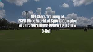 Espn Wide World Of Sports Map by B Roll Tom Shaw Training Camp Espn Wide World Of Sports Complex