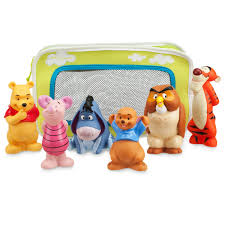 Winnie The Pooh Nursery Bedding Sets by Winnie The Pooh And Pals Bath Toy Set For Baby Shopdisney