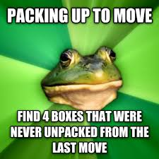 Moving On Up Meme - livememe com foul bachelor frog