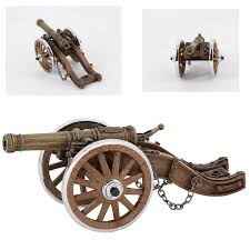 new vintage mini cannon lighter gift collectible desk ornaments