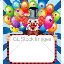 clown baloons clown balloons gl stock images